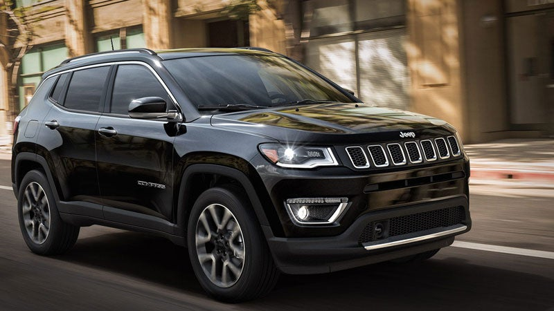 Jeep Wrangler Dealership >> 2018 Jeep Compass | Jeep Compass in Alexandria, VA | Ourisman Chrysler Jeep Dodge of Alexandria