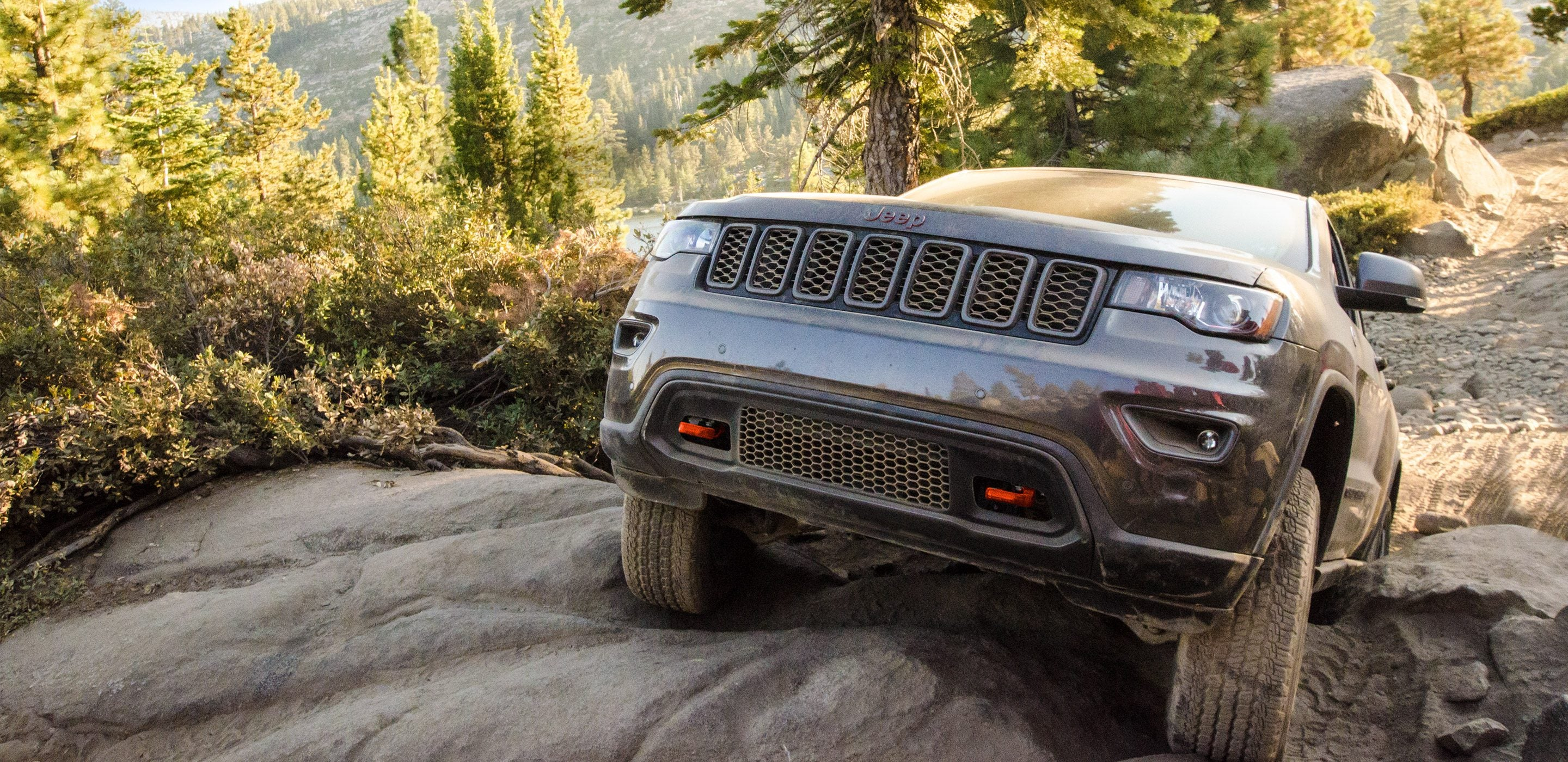 2018 Jeep Grand Cherokee Jeep Grand Cherokee In