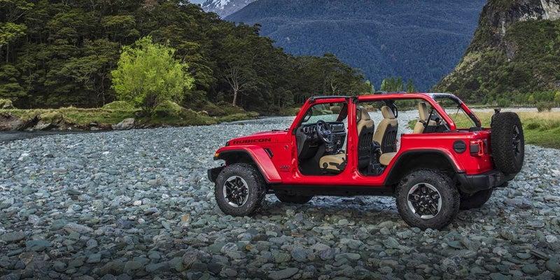 2019 Jeep Wrangler Unlimited Jeep Wrangler Unlimited In Alexandria