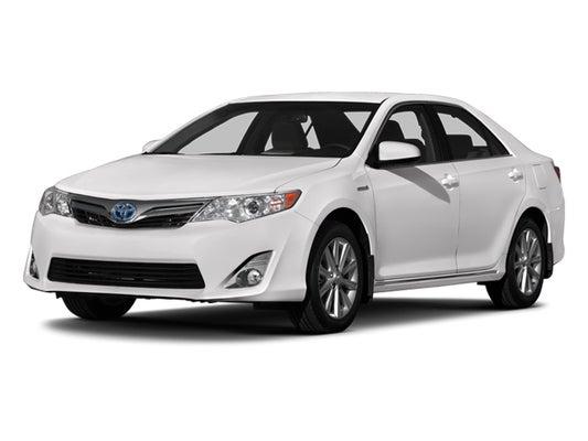 2013 Toyota Camry Hybrid XLE Alexandria VA | Springfield Ft