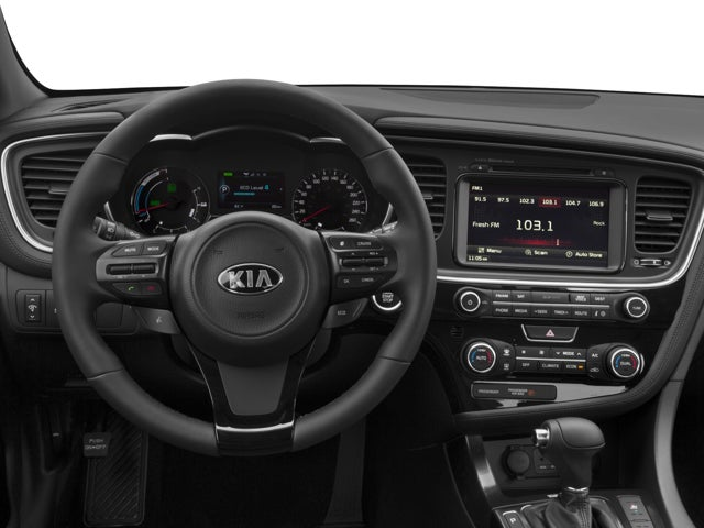 2015 Kia Optima Hybrid EX Alexandria VA