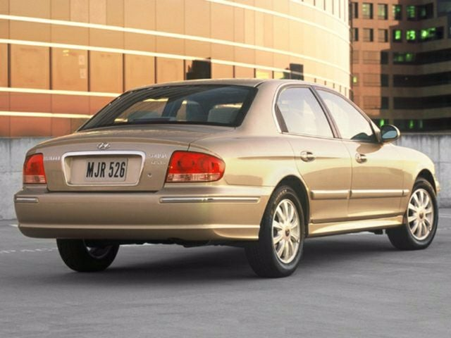 2004 Hyundai Sonata Alexandria VA   Springfield Ft Washington ...