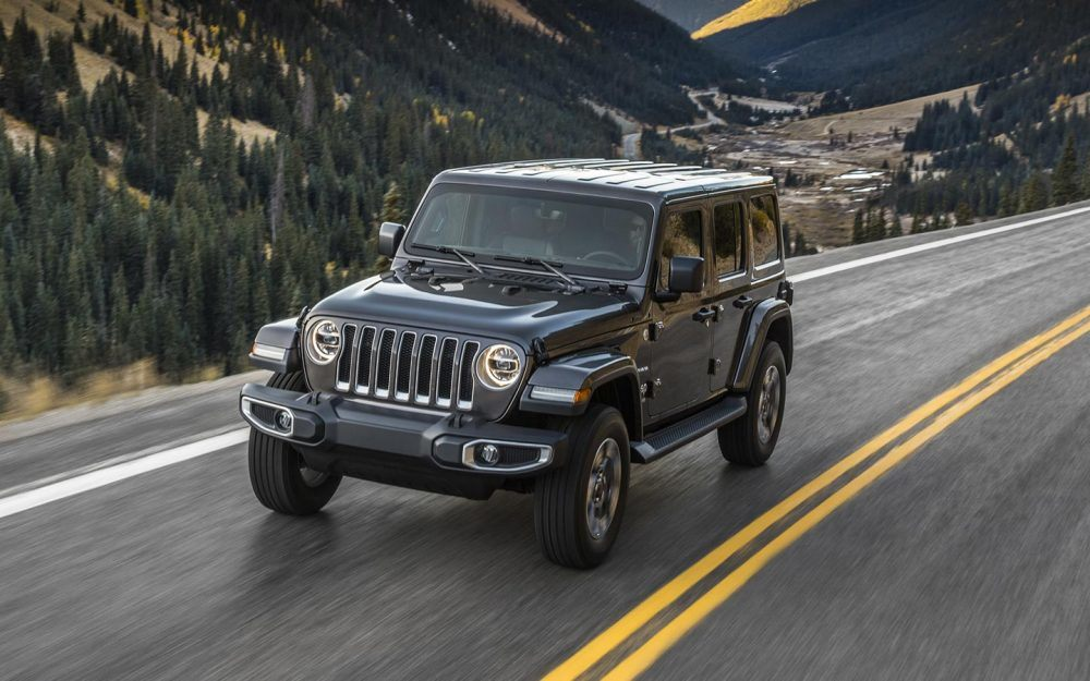 Have You Heard About The Electric Jeep Wrangler