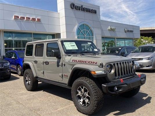 2020 Jeep Wrangler Unlimited Rubicon Alexandria Va Springfield Ft Washington Arlington Virginia 1c4hjxfn0lw329262