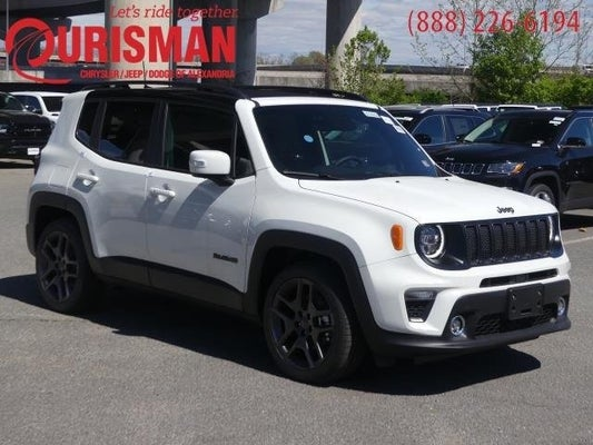 2020 Jeep Renegade High Altitude Alexandria Va Springfield Ft
